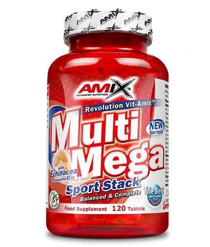 AMIX Multi Mega Stack 120 Tabs