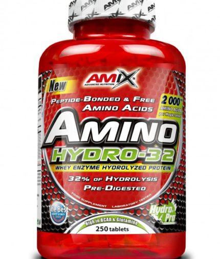 AMIX Amino HYDRO-32 250 Tabs.