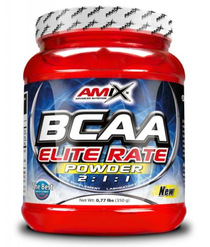 AMIX BCAA Elite Rate Powder 350g.