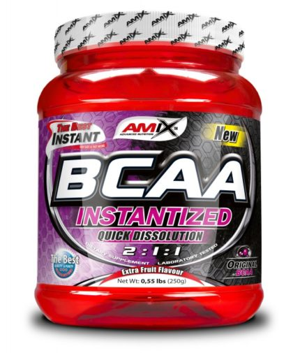 AMIX BCAA Instantized Powder 211 50 Serv