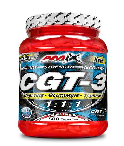 AMIX CGT-3 500 Caps