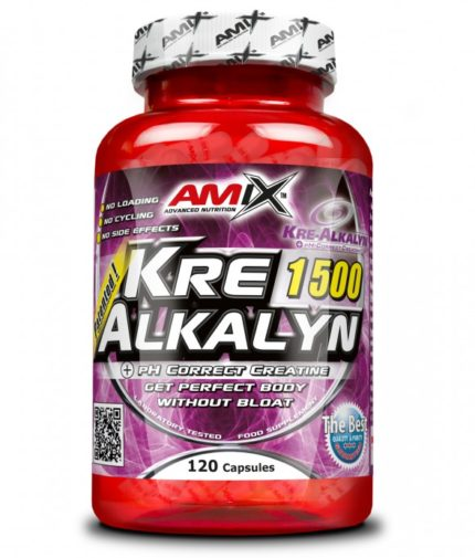 AMIX Kre-Alkalyn ® 120 Caps.