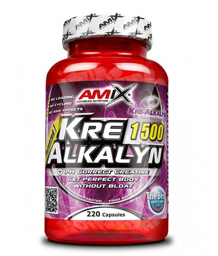 AMIX Kre-Alkalyn 220 Caps