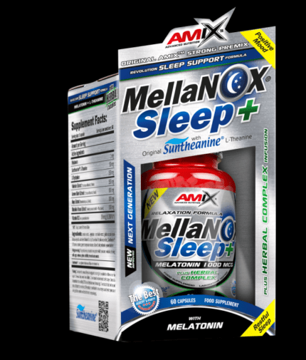 AMIX Mellanox® Sleep+ 60 Caps