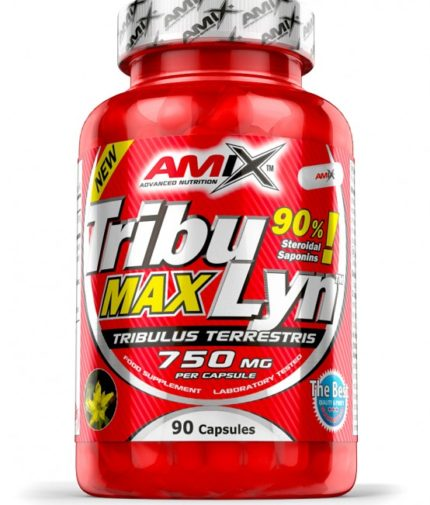 AMIX TribuLyn ™ Max 90% 750mg. 90 Caps.