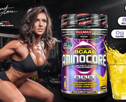 AllMax Nutrition - AMINOCORE 400 грама