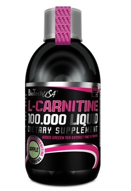 BIOTECH-USA-L-Carnitine-100.000-500ml-Liquid