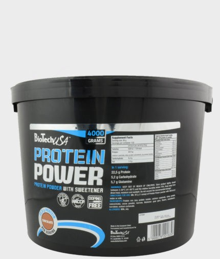 BIOTECH USA Protein Power 4,000 кг.