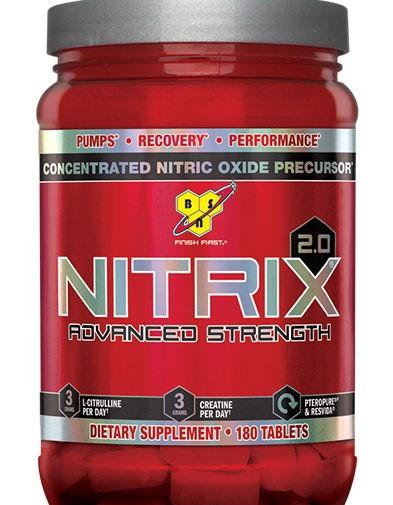 BSN Nitrix 2.0 - 180 таблетки