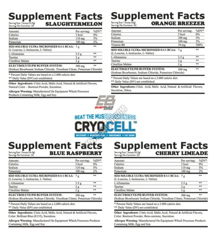 EVERBUILD Cryo Cell 30serv