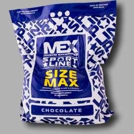 MEX Size Max 15 Lbs. + Шейкър
