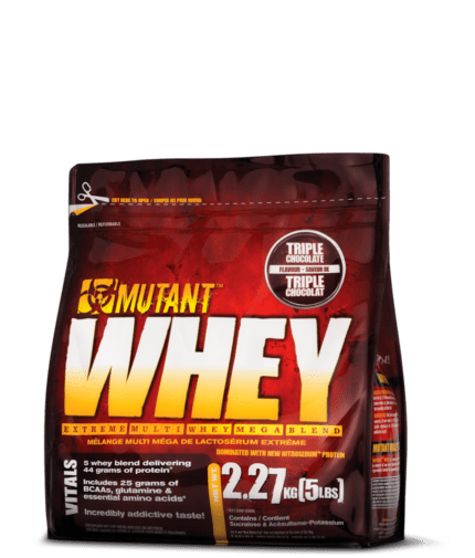 Mutant Whey 2,270 кг.
