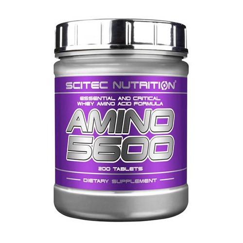 Scitec Amino 5600 200-500-1000 таблетки