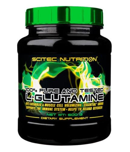 Scitec L- Glutamine 600 грама