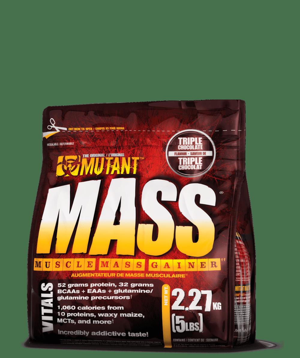 Mutant Mass + Шейкър Mutant 1000 мл