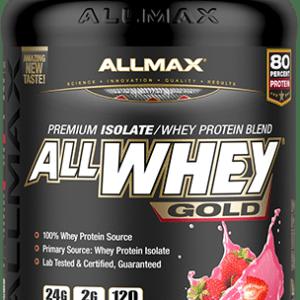 AllMax Nutrition - AllWhey 2 - 5 либри