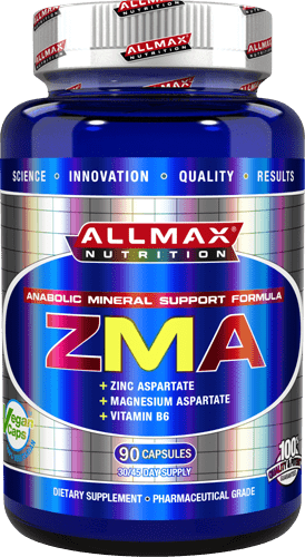 AllMax Nutrition - ZMA 90caps.