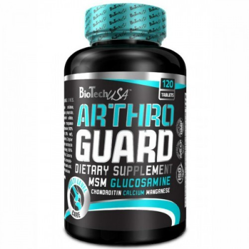 BIOTECH USA Arthro Guard Gold 120 Tabs.