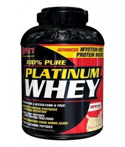SAN - Platinum Whey 5lb