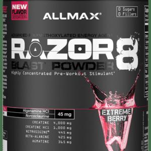 AllMax - Razor 8 Blast Powder 570гр.
