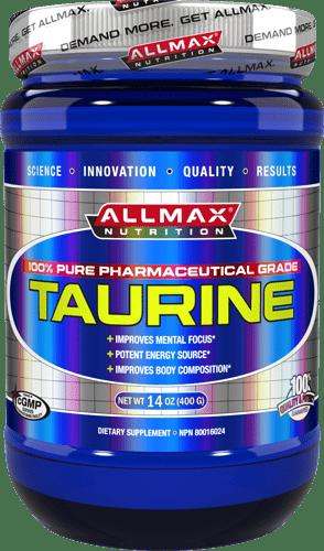 AllMax Nutrition - Taurine 400gr.